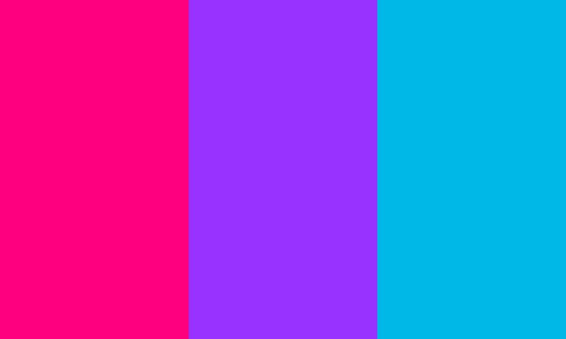 Blue Violet Color Combination