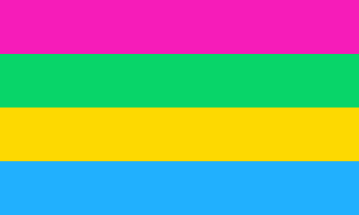 Poly Pan By Pride Flags On DeviantArt