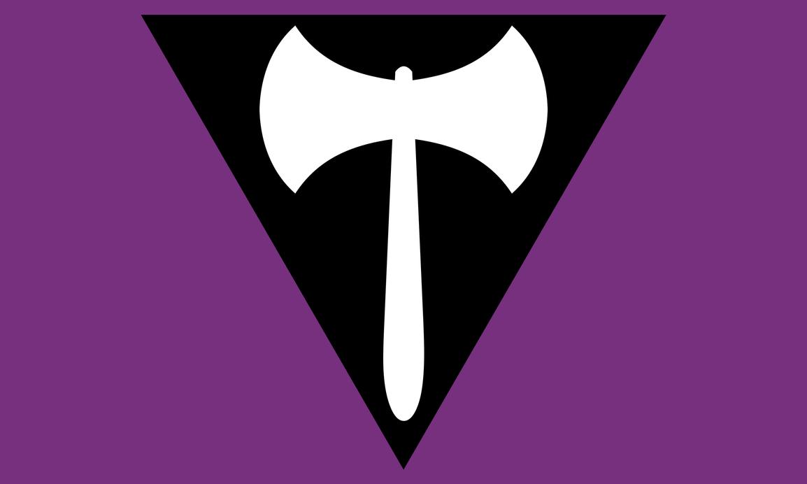 Lesbian labrys by pride flags on deviantart lesbian labrys by pride flags biocorpaavc Gallery