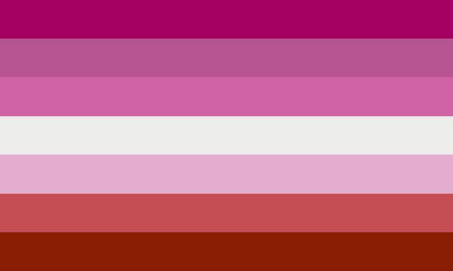 Lesbian by Pride-Flags