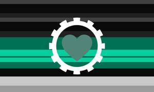 Techno- / Robo- Flag (1)