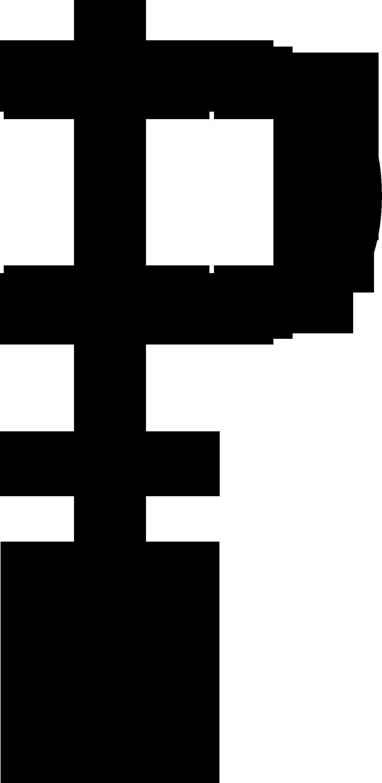 Pansexual P Symbol (Free to use design)