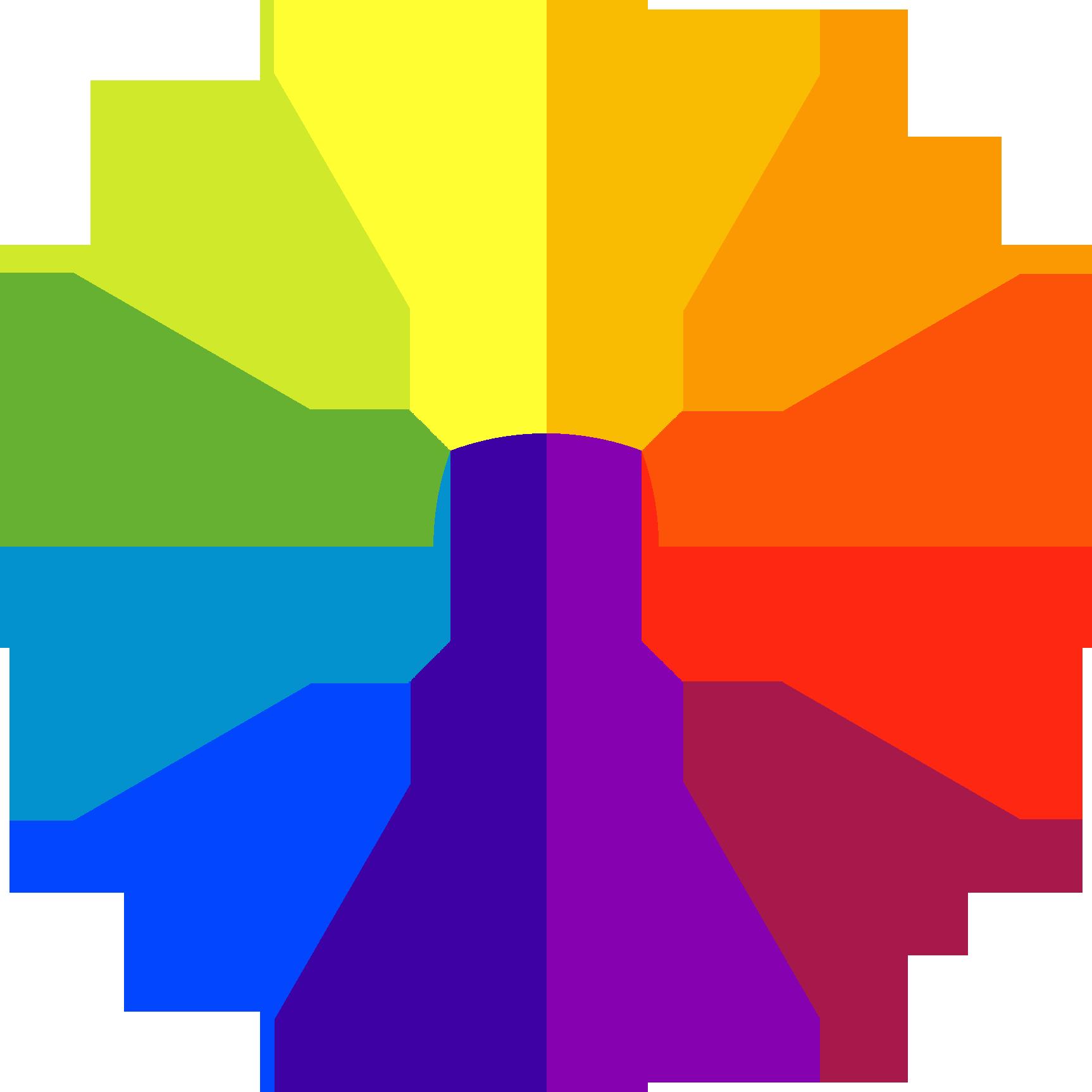 Colorgender Wheel