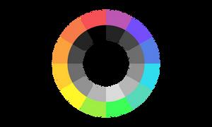 MOGAI spectrum circle