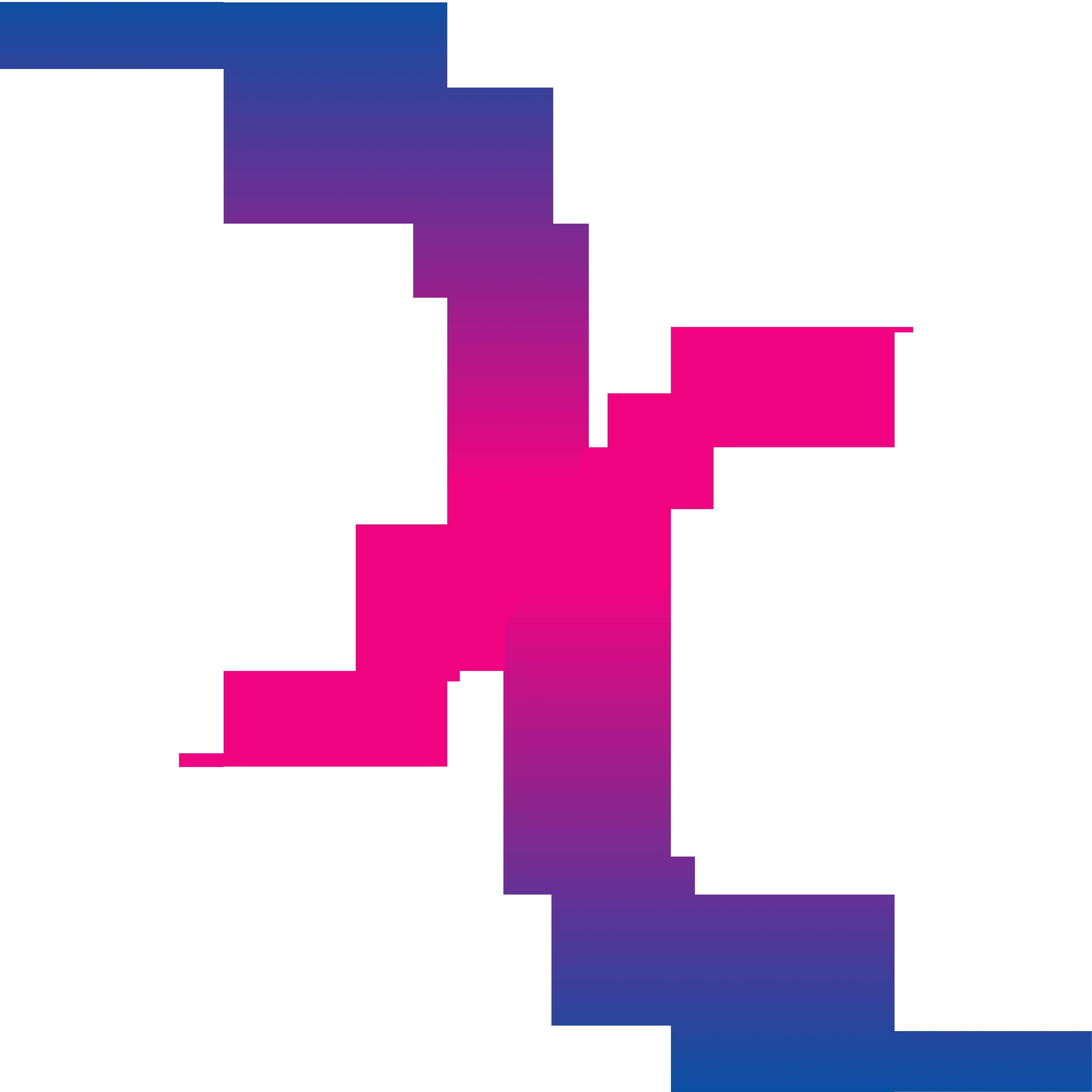 Bi- Crescent Moon Symbol