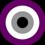 Asexual Pride Circle