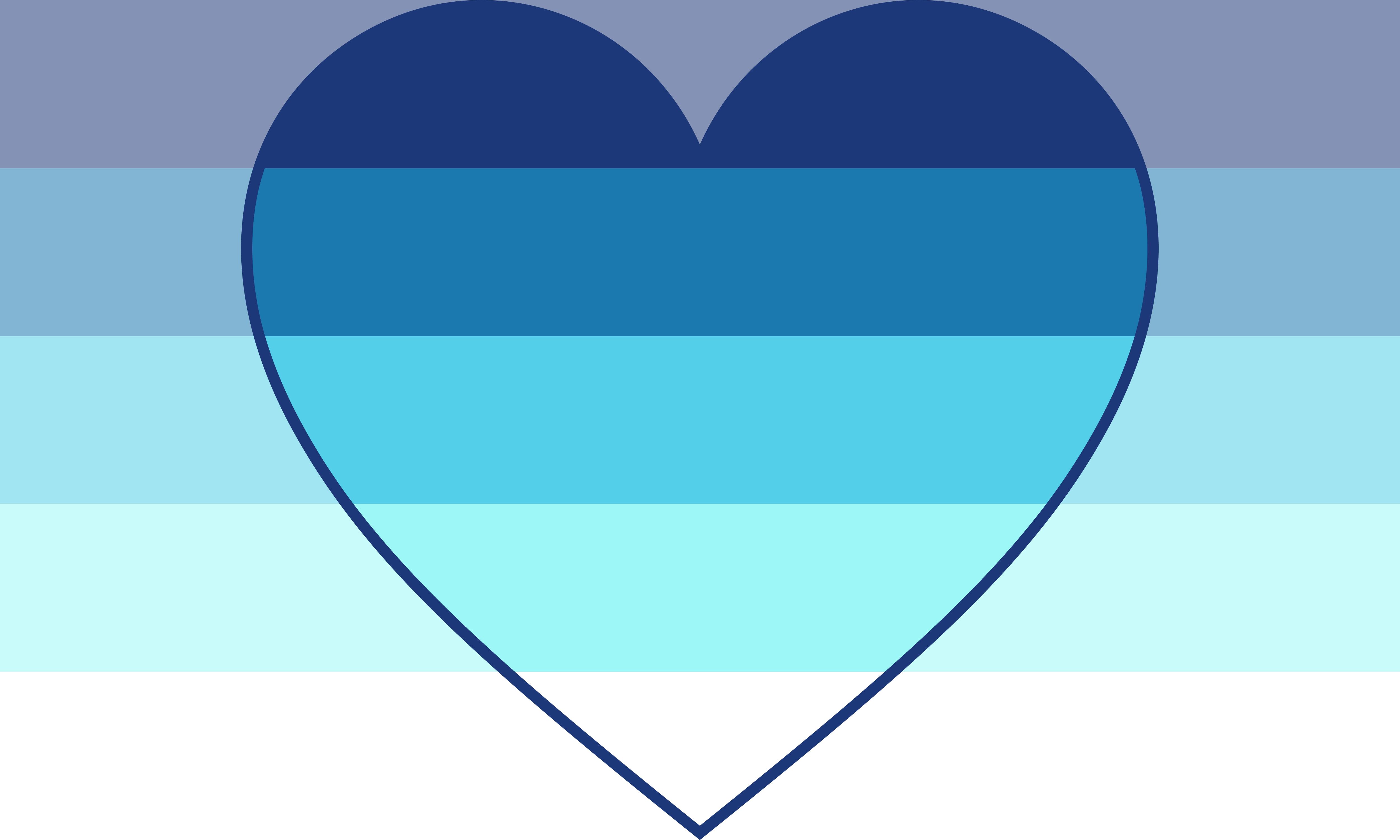 Maromantic Pride Flag