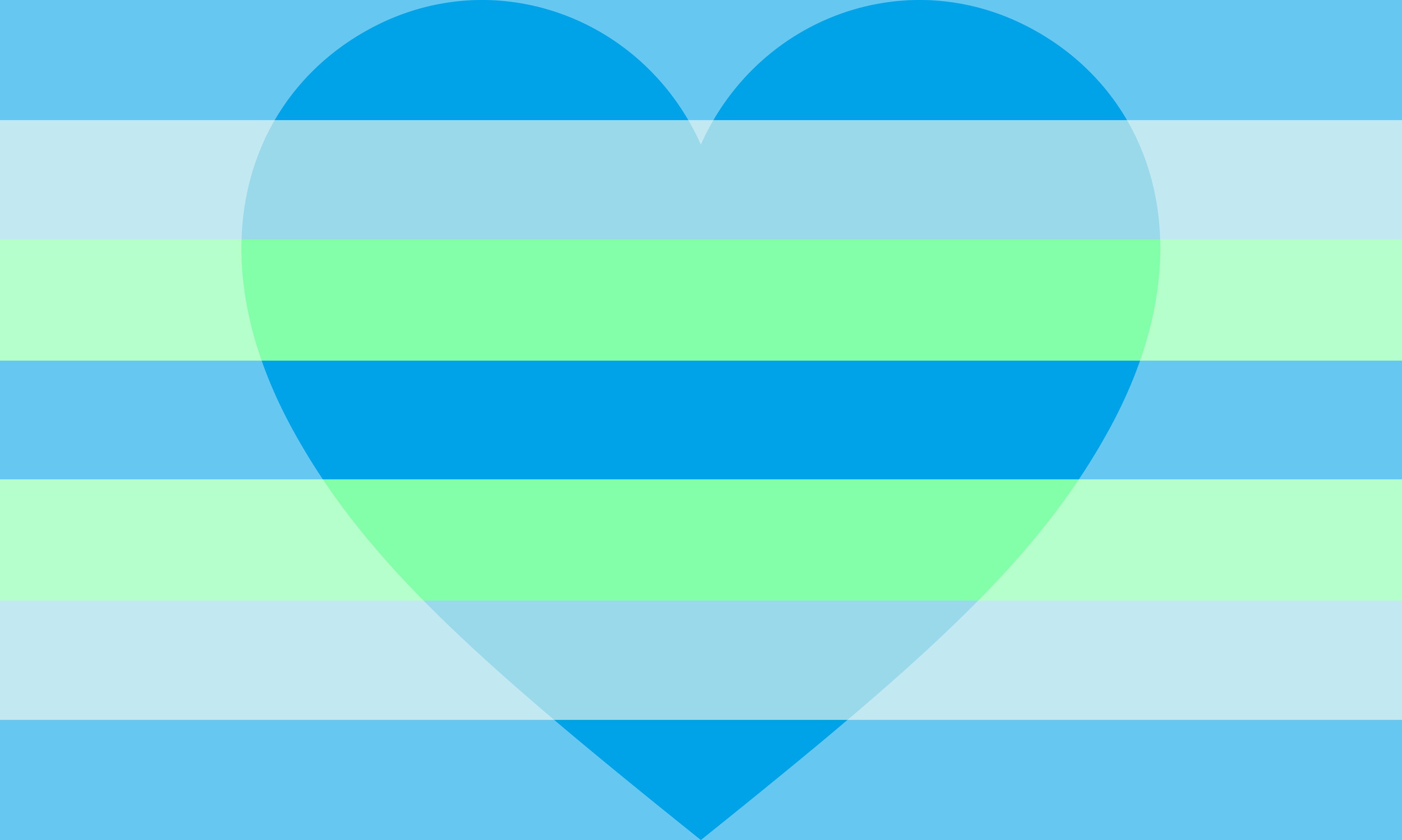 Minromantic Pride Flag (2) by Pride-Flags