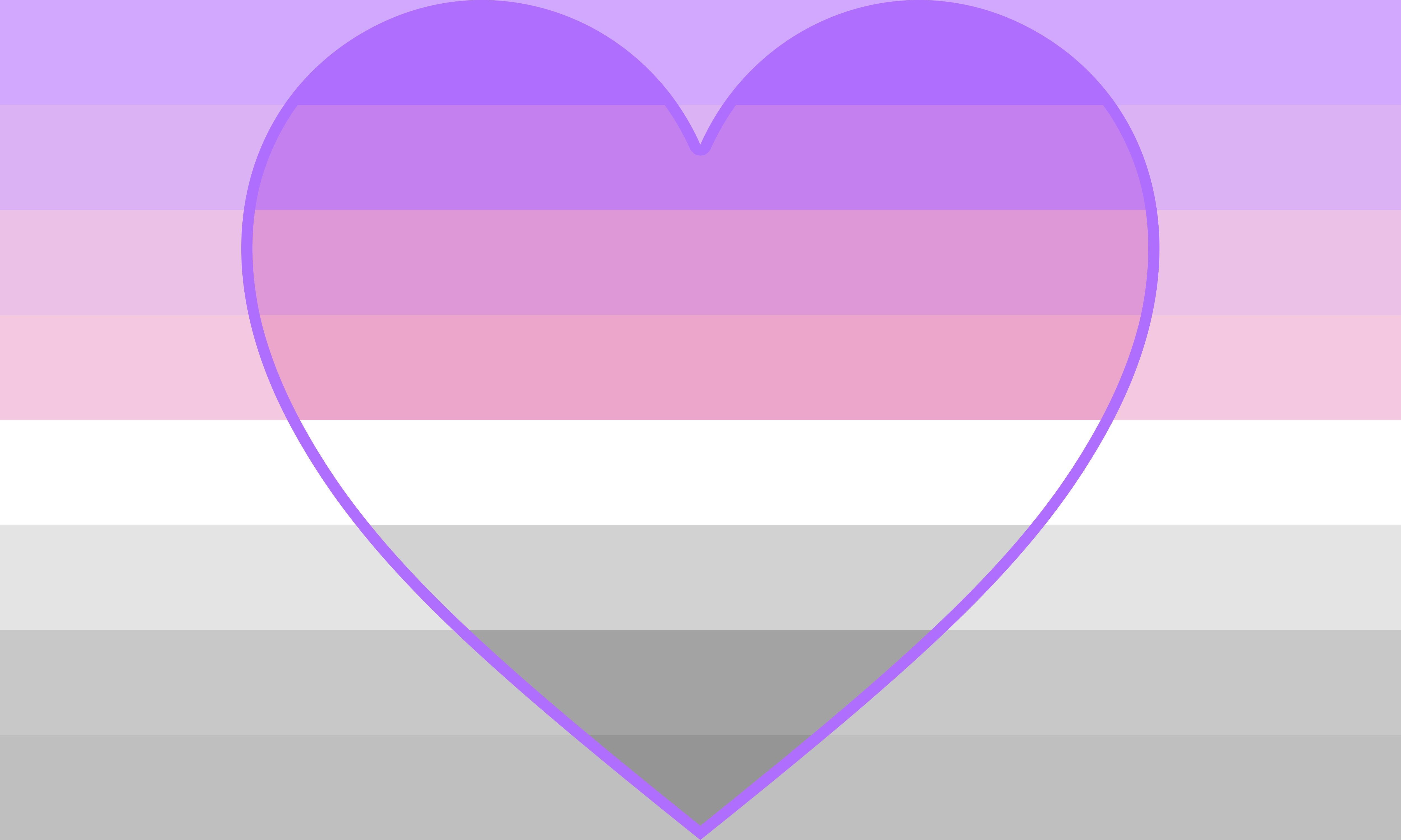 Nomaromantic Pride Flag