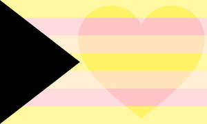 Deminominromantic Pride Flag (2)