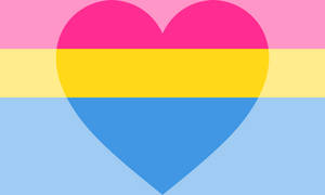 Panromantic (masculine leaning) Pride Flag