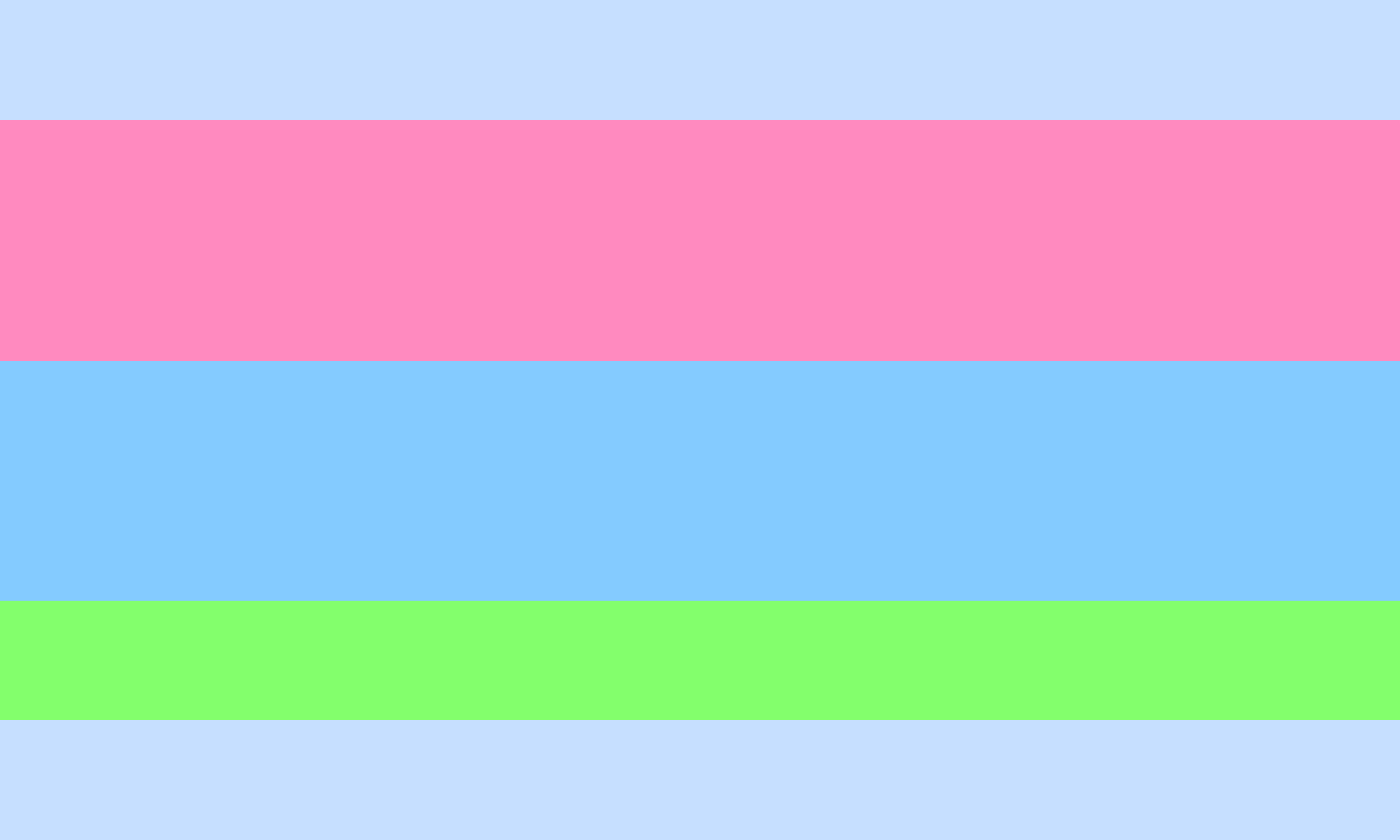 polyalterous feminine masculine leaning pride flag by pride flags