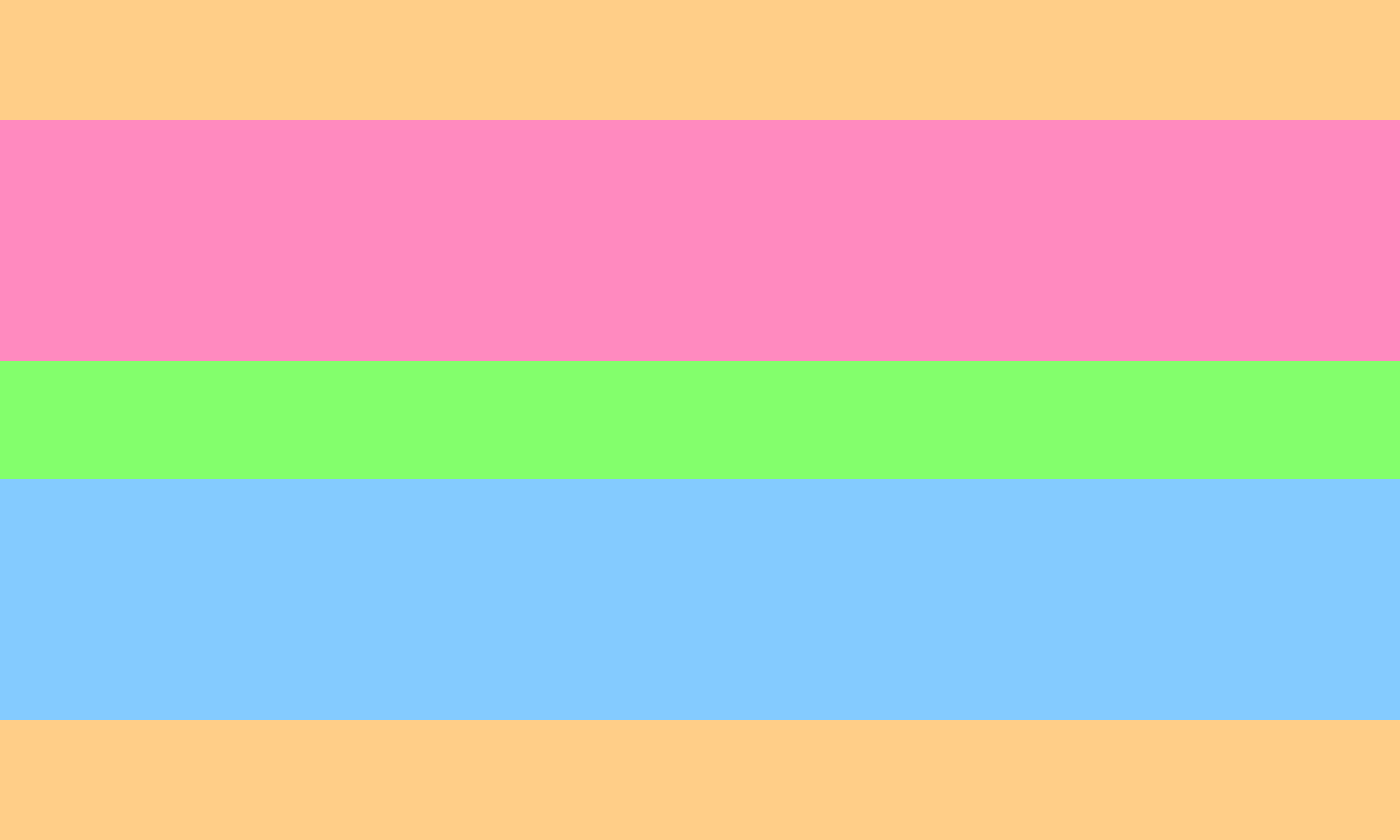 polysensual feminine masculine leaning flag 2 by pride flags on