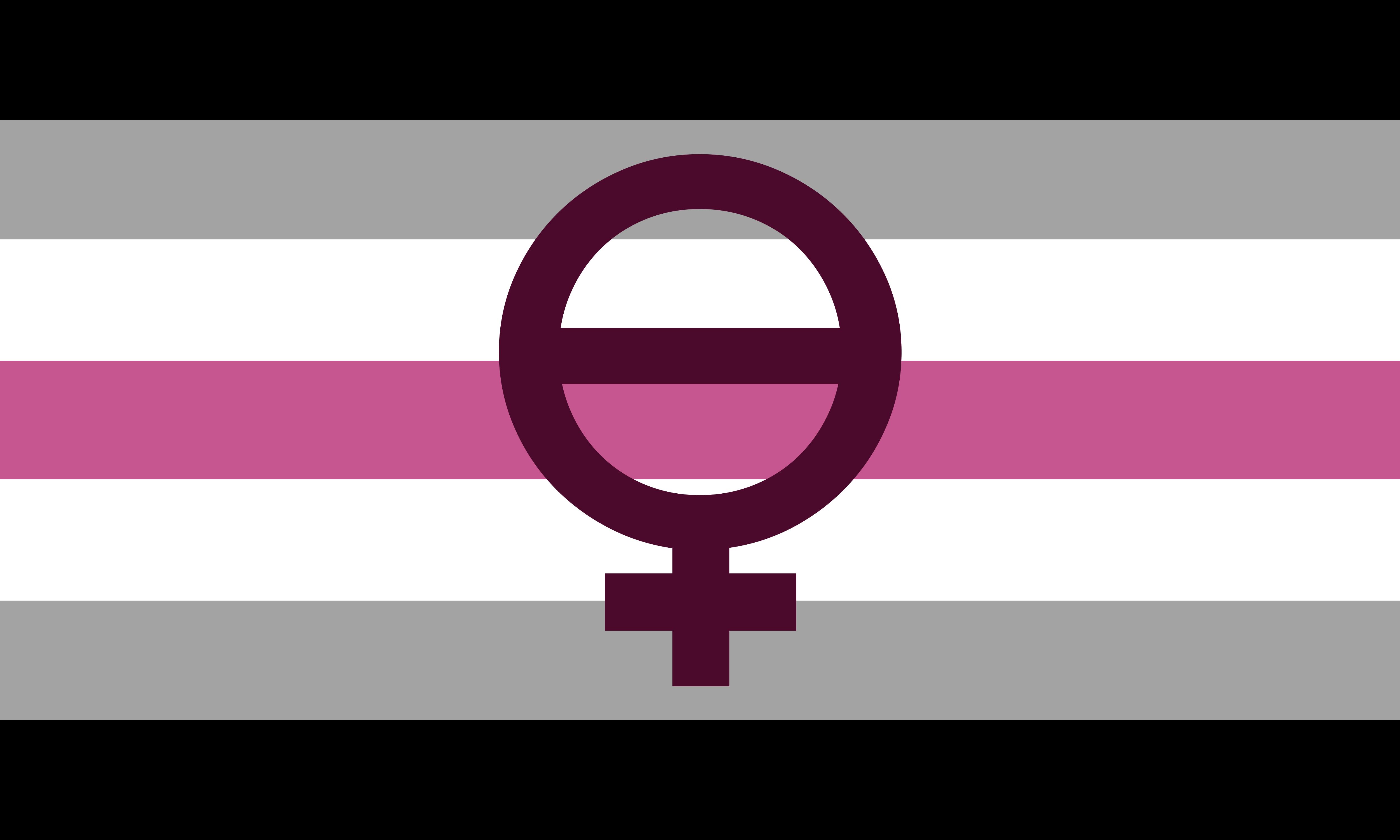 Librafeminine (3) by Pride-Flags