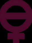 Librafeminine Symbol