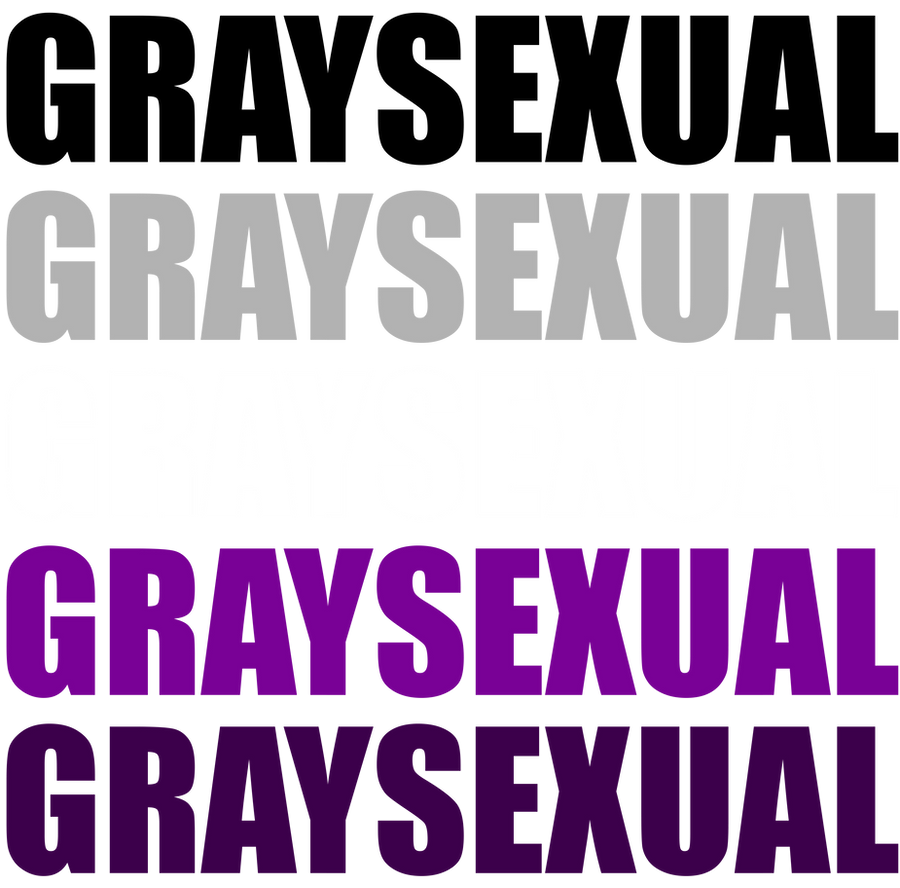 Graysexual meaning