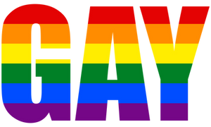 Gay Typography