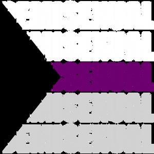 Demisexual Typography