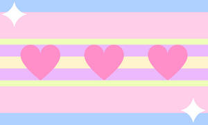 Cutegender/ Gendercute (3) by Pride-Flags