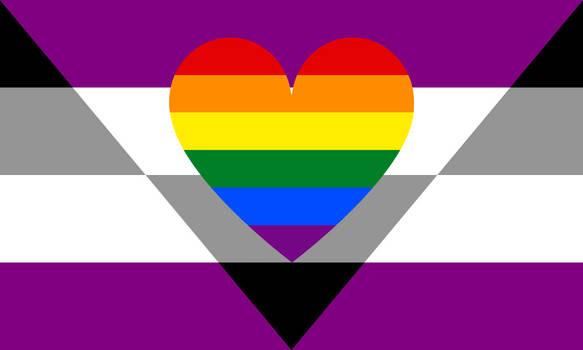 Aegosexual Homoromantic Combo