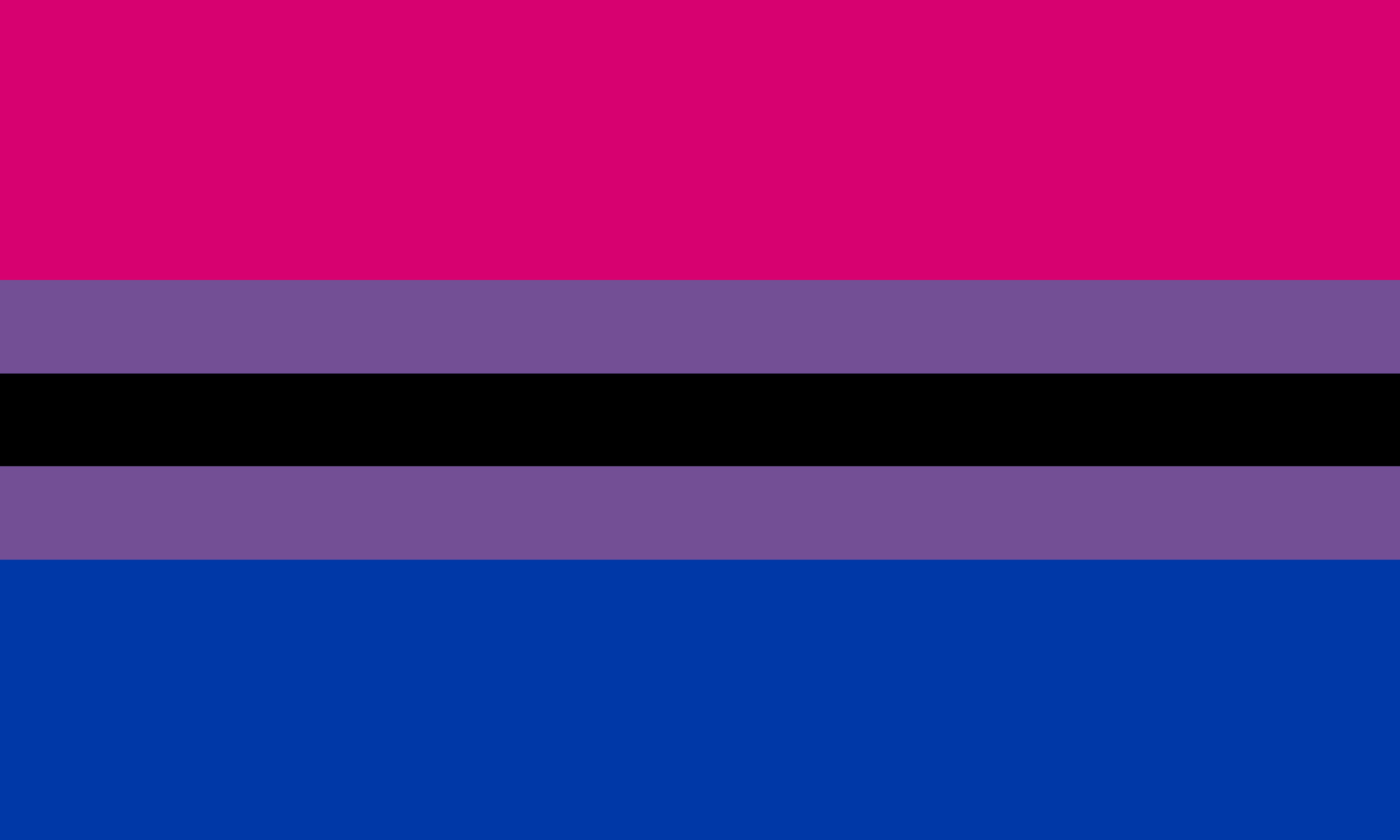 Black Bi- Pride