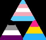 Trans Ace Pan Triforce