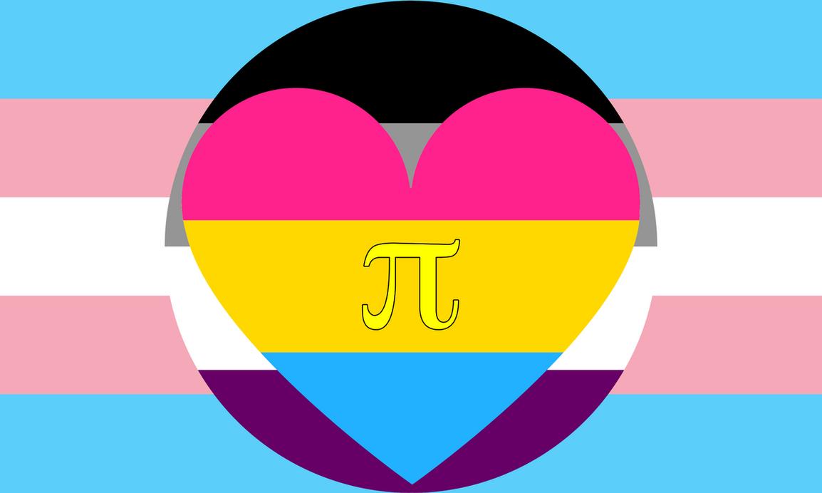 Polyamorous panromantic asexual