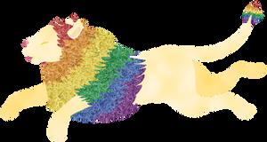 Gay Lion