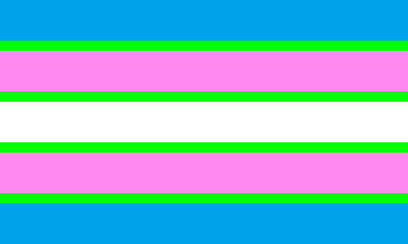 Low Dysphoria Trans (1) by Pride-Flags