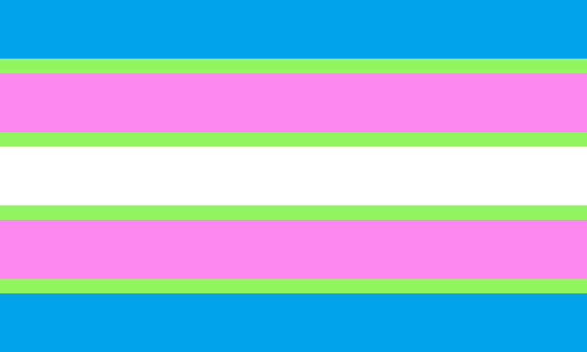 Low-Dysphoria Trans (2) by Pride-Flags on DeviantArt