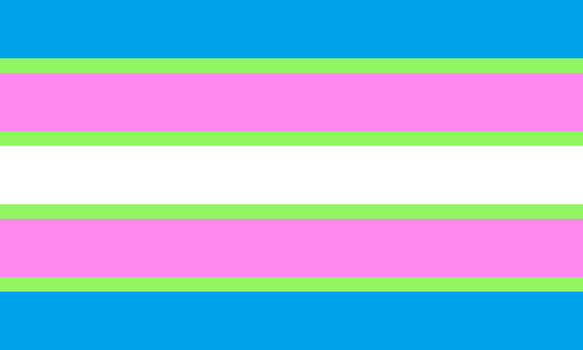 Low-Dysphoria Trans (2) by Pride-Flags