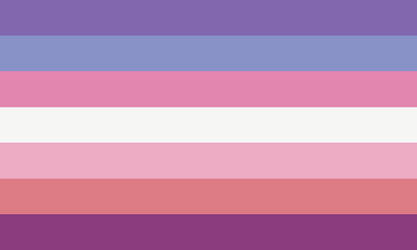 Trans Lesbian (2) by Pride-Flags