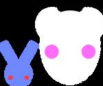 Bear and Bunny - Funtic