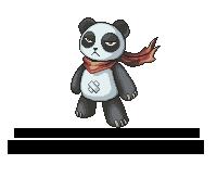 Pandamon by amibunnie