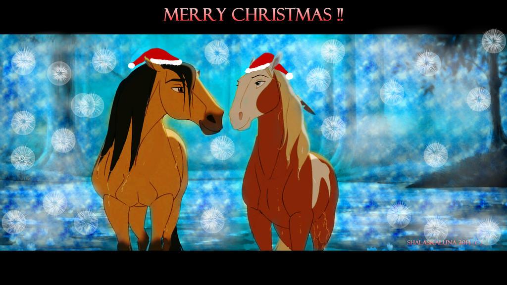 Spirit Christmas by ShalaskaLuna