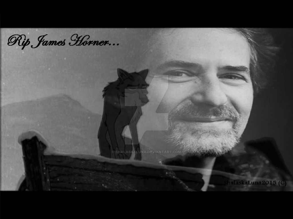 RIP James Horner by ShalaskaLuna