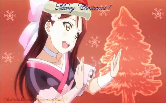Love Live ! Christmas theme