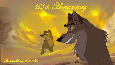 Balto 23th anniversary