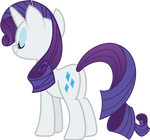 First Ever Rarity Frame by AceWissle