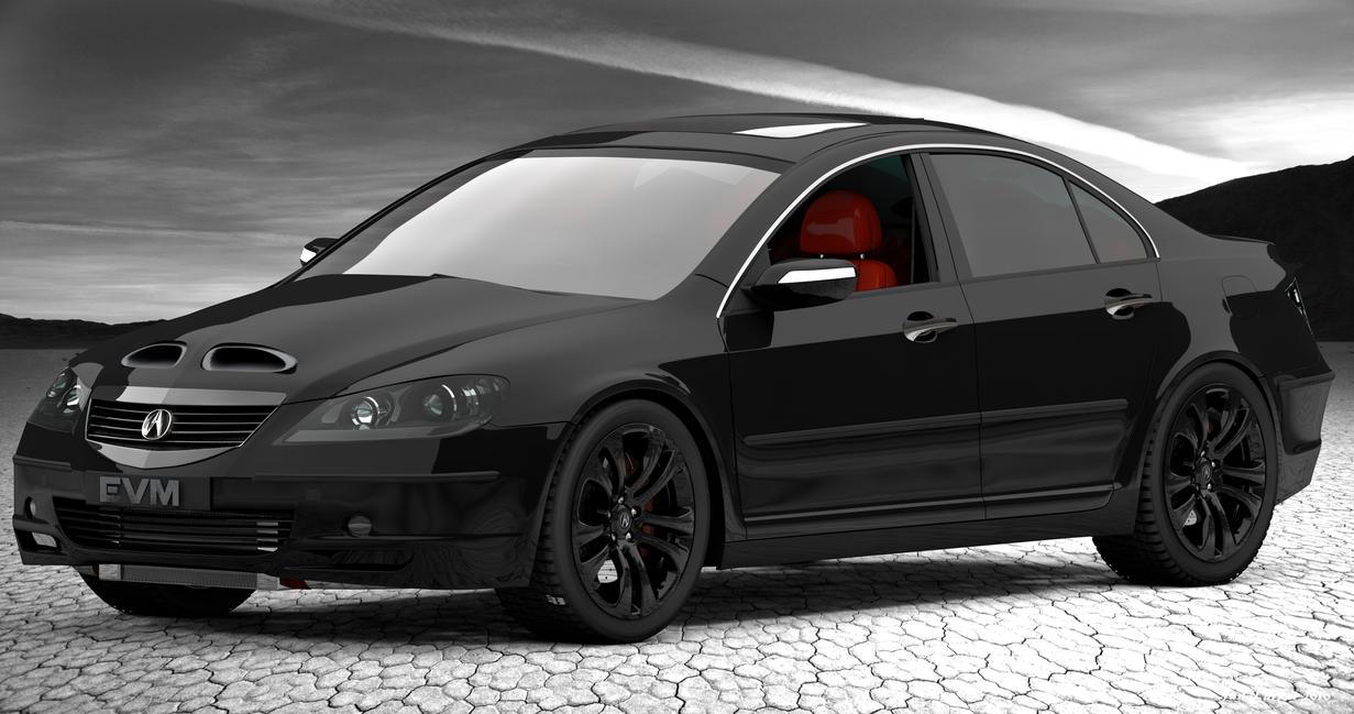 Acura RL SHAWD Custom BiTurbo Evm Conceptz By TRANSCDENT On - Acura rl rims