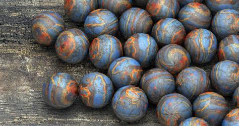 Rusty Old Balls