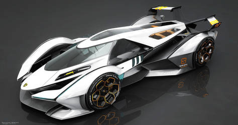 Lamborghini Netchum Groton Edition by EVM Conceptz