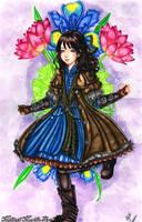 The Hobbit Goes Lolita Kili by Mirubefu