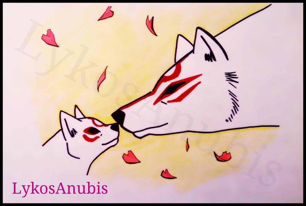 I Love You by LykosAnubis
