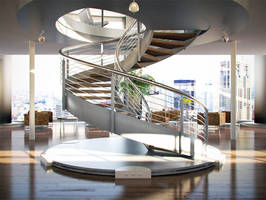alu_stairs by brown-eye-architects