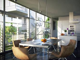 alu kitchen_day by brown-eye-architects