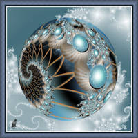 Fractal planet by theaver