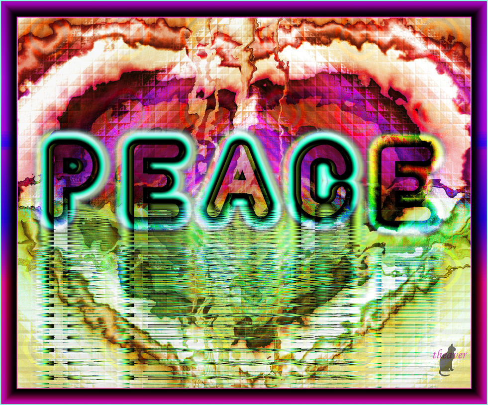 Peace by theaver