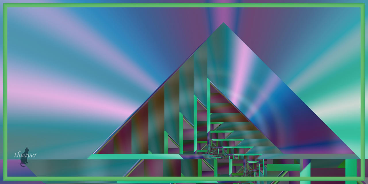 Pyramid by theaver