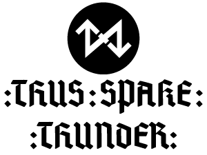 Thusspakethunder-logo by Folker